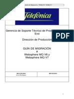 Guía de Migracion MQ Series