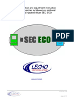 LPG Lecho Sec Eco instruction