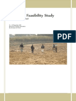 Watershed Feasibility Report - Kishangarh, Bundelkhand