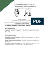 Programa de Las II Jornadas Posthegelianas 2013 Definitivo1
