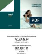 Cuadro Medico Tenerife 2012