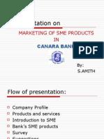 Canara Bank Presentation Coll