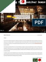Vray render settings by_MTM Elder Cavalcantti2(Sushi bar sketchup model rendering)