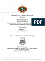 Vinay Report