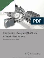 engine OM 471