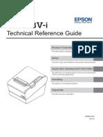 Impresora Termica EpsonTM-T88V