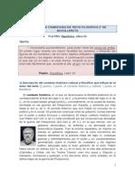 MODELOS DE C. DE TEXTO FILOSÓFICO