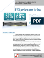 VDI with Dell EqualLogic hybrid arrays