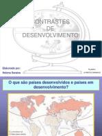 Paises Desenvolvidos Versus Paises Em Desenvolvimento - Meu FILEminimizer FILEminimizer