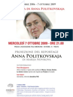 7 ottobre 2009 Nasce AnnaViva - Friuli Venezia Giulia