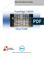 A quick and easy guide to setting up the Dell PowerEdge C8000