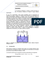 Capítulo 3 Electrolizadores