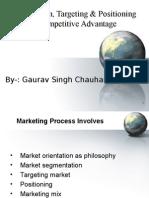 6. Segmentation, Tarketing & Positioning for Competitive Advantage