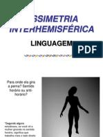 Assimetria Interhemisferica e Linguagem