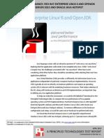 Comparing Java performance