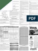 Waterfowl Regulations 2009-2010
