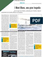 La explosión del Mont Blanc, una gran tragedia
