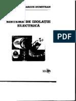 Sisteme Izolatie Electrica Laurentiu Dumitran