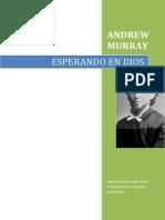 Andrew Murray - Esperando en Dios