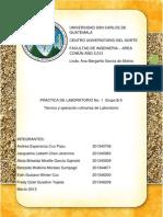 Informe de Quimica B-5