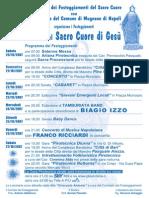 Mugnano di Napoli (NA) – Sacro Cuore di Gesú – anno 2007