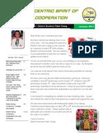 DG Peter January 2014 Newsletter