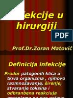 Infekcije u Hirurgiji