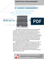 Reducing deployment time with Dell Chassis Management Controller