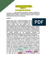 Informe Sustitución de Patrón y Basamento Legal 05 de Mayo Mary Tovar