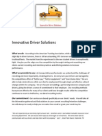 innovative driver solutions