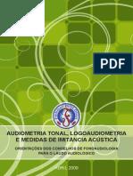 Parâmetros para Audiometria