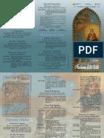 Santa Maria La Stella fraz. di Aci Sant'Antonio (CT) – festa in onore della Madonna della Stella – anno 2008