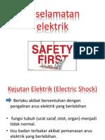 keselamatan elektrik