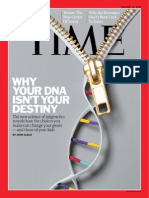 Why Your DNA Isn t Your Destiny
