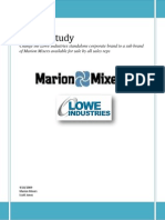 Feasibility Analysis - Impact Study (Corporate Brand Reallocatio