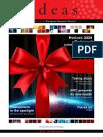 ERC Newsletter December 2013