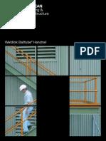 Weldlok Balltube Handrail