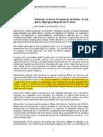 Lowy Lecturas Anticapitalistas de Weber (TRADU2)