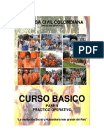 CURSO BASICO DEFENSA CIVIL COLOMBIANA - Material de Referencia Fase 2