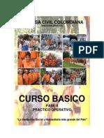 CURSO BASICO DEFENSA CIVIL COLOMBIANA - Material de Referencia Fase 2