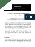 123 - El Acceso de La Poblaci n Rural a Los Derechos Humanos Sidoti Christopher 2003