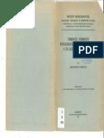 Szentiványi Ferenc - Torontál vármegye közgazdasági és szociális állapota a XX. század első tizedében