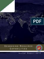 Seabasing Annual Report 12 Dec 13