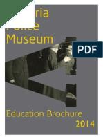 Vpm Education Brochure 2014