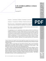 Flauzino & Borges-Andrade_2008_RAP_Comprometimento de Servidores