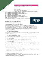 LECTURA DE LOS LISTADOS EN LOS ACTOS PÚBLICOS