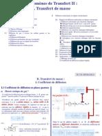 Coefficients de Diffusion 2011-2012