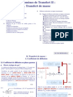 Coefficients de Diffusion 2011-2012