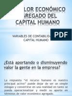EL VALOR ECONÓMICO AGREGADO DEL