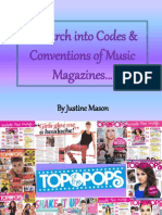 Media Magazine Analysis